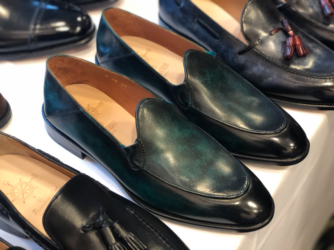 Beautiful Patinas by CNES Shoemaker