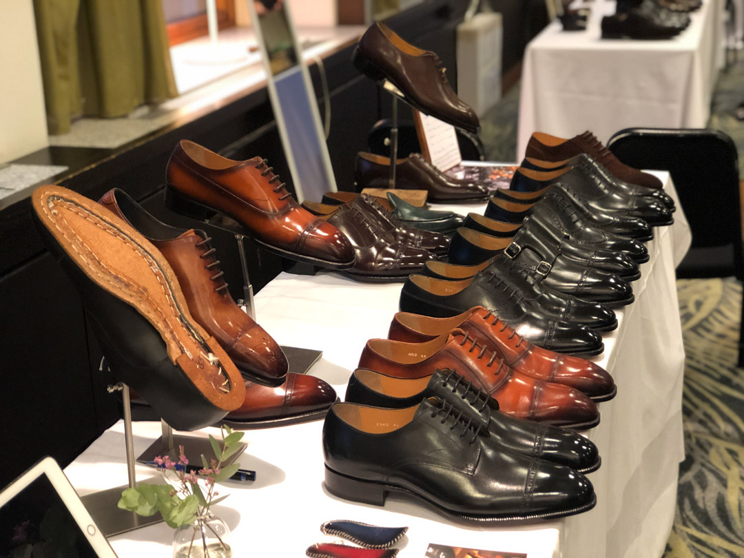 Shoegazing Stockholm Super Trunk Show 2019