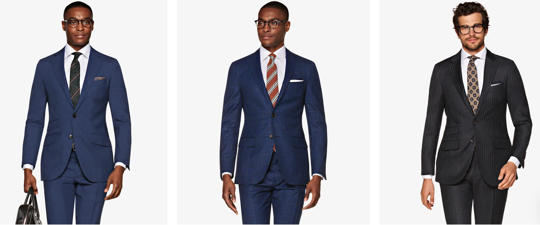 Suitsupply Suit Fits - The Sienna is a crowd favorite