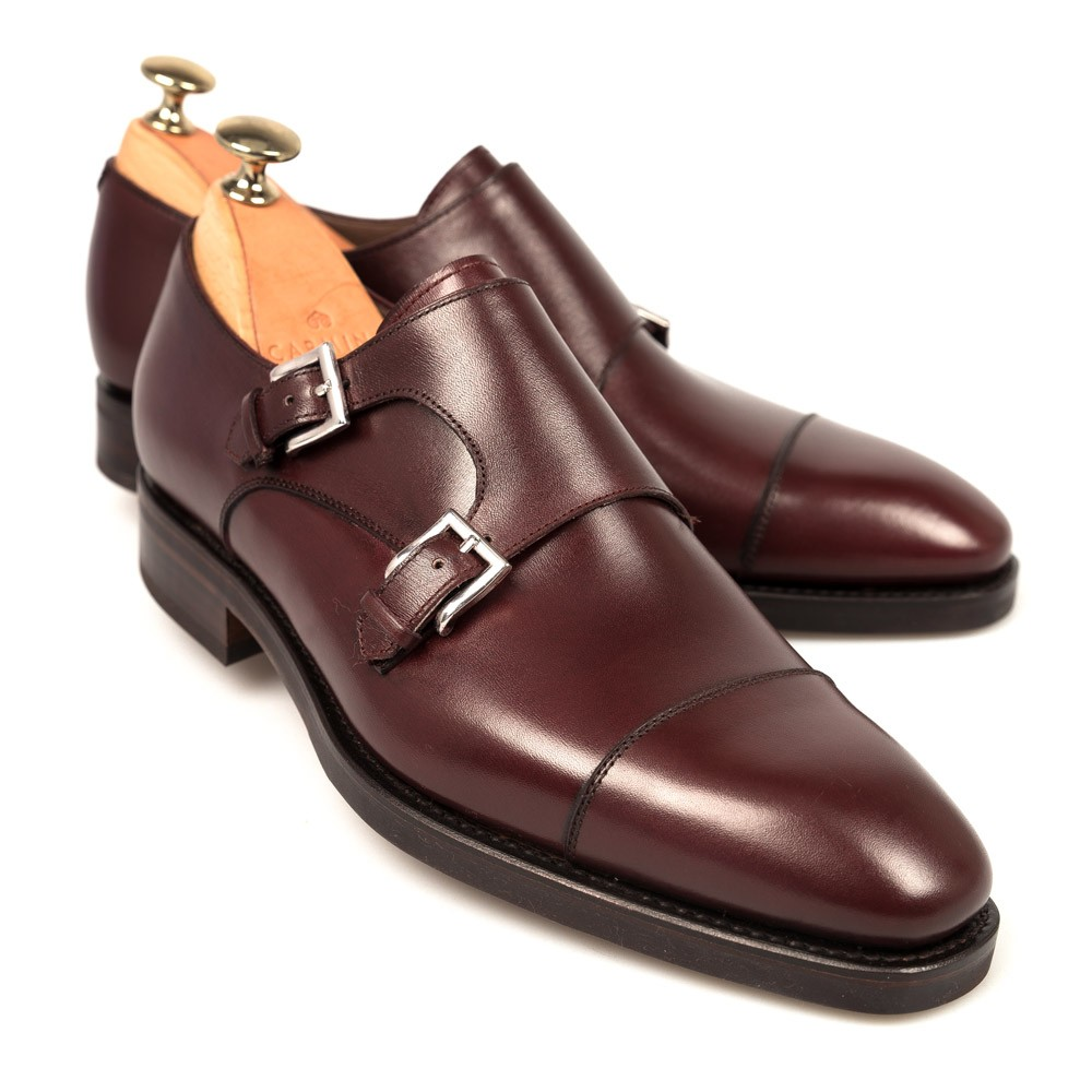 History of monk strap shoes - Classic Carmina Double Monks