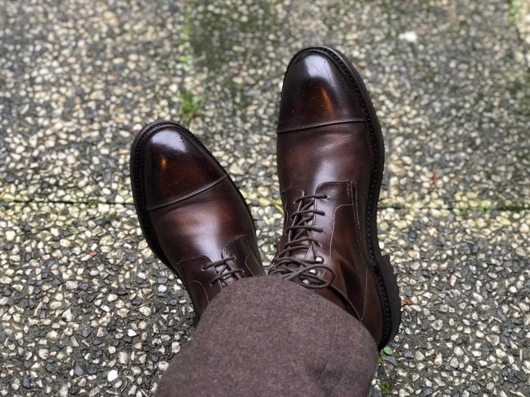 Carlos Santos 8866 for The Noble Shoe