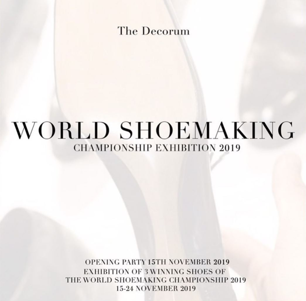 shoe news october 2019 - decorum bangkok expo