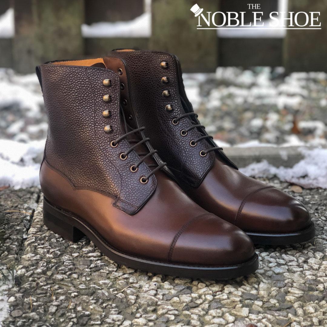 the noble shoe - carlos santos 9156 Handgrade