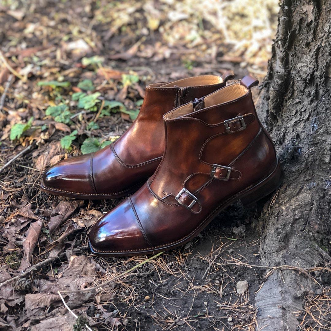 Cie Shoes Review - Triple Monks