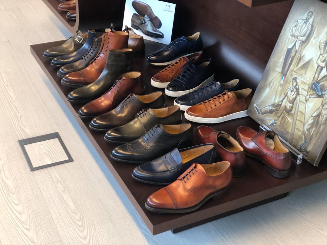 Carlos Santos Current Collection