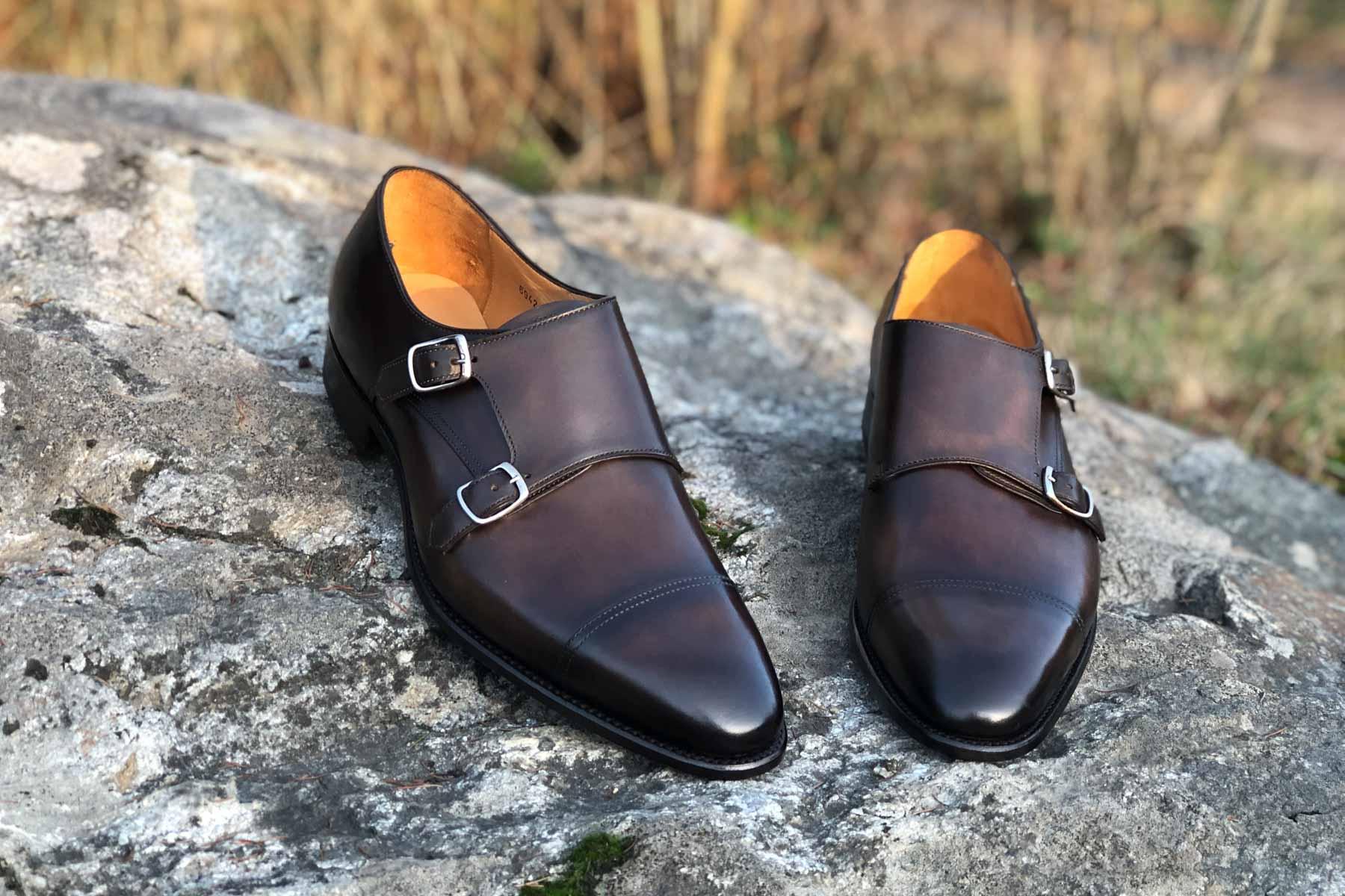 Carlos Santos 6942 Handgrade Coimbra Monks for The Noble Shoe