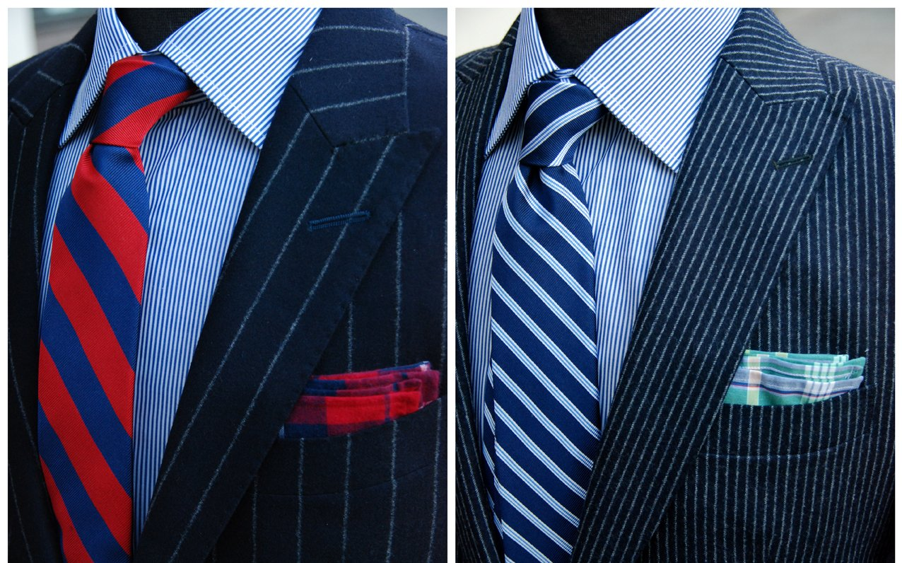 The Pinstripe Suit Guide - Photo by the Coolist