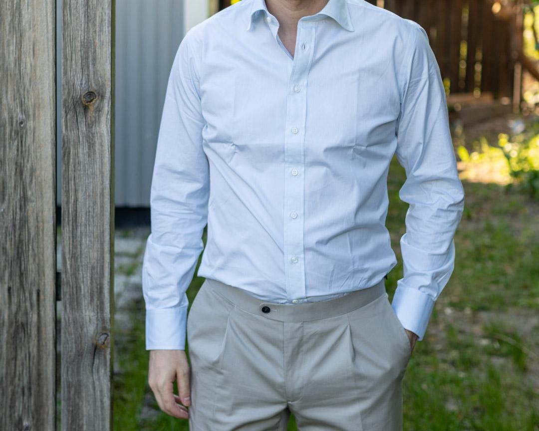 Spier & Mackay Review - Slim Fit Shirt