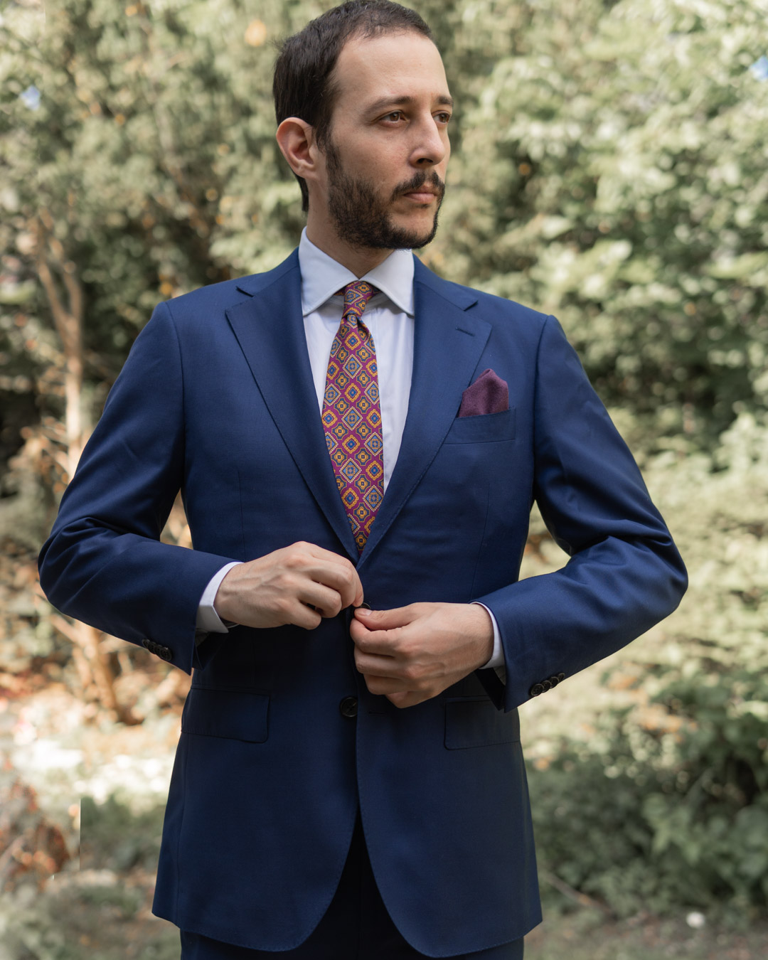Spier & Mackay Suit and Shirt
