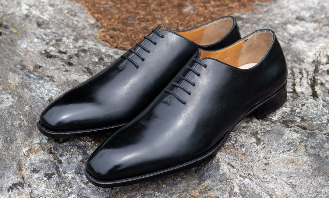 CNES Shoemaker Review   Vestan II Wholecut in Black