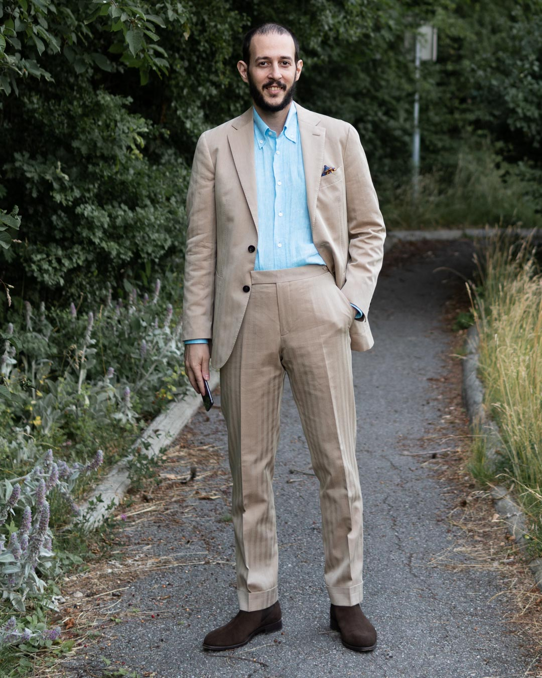 Washington Trousers