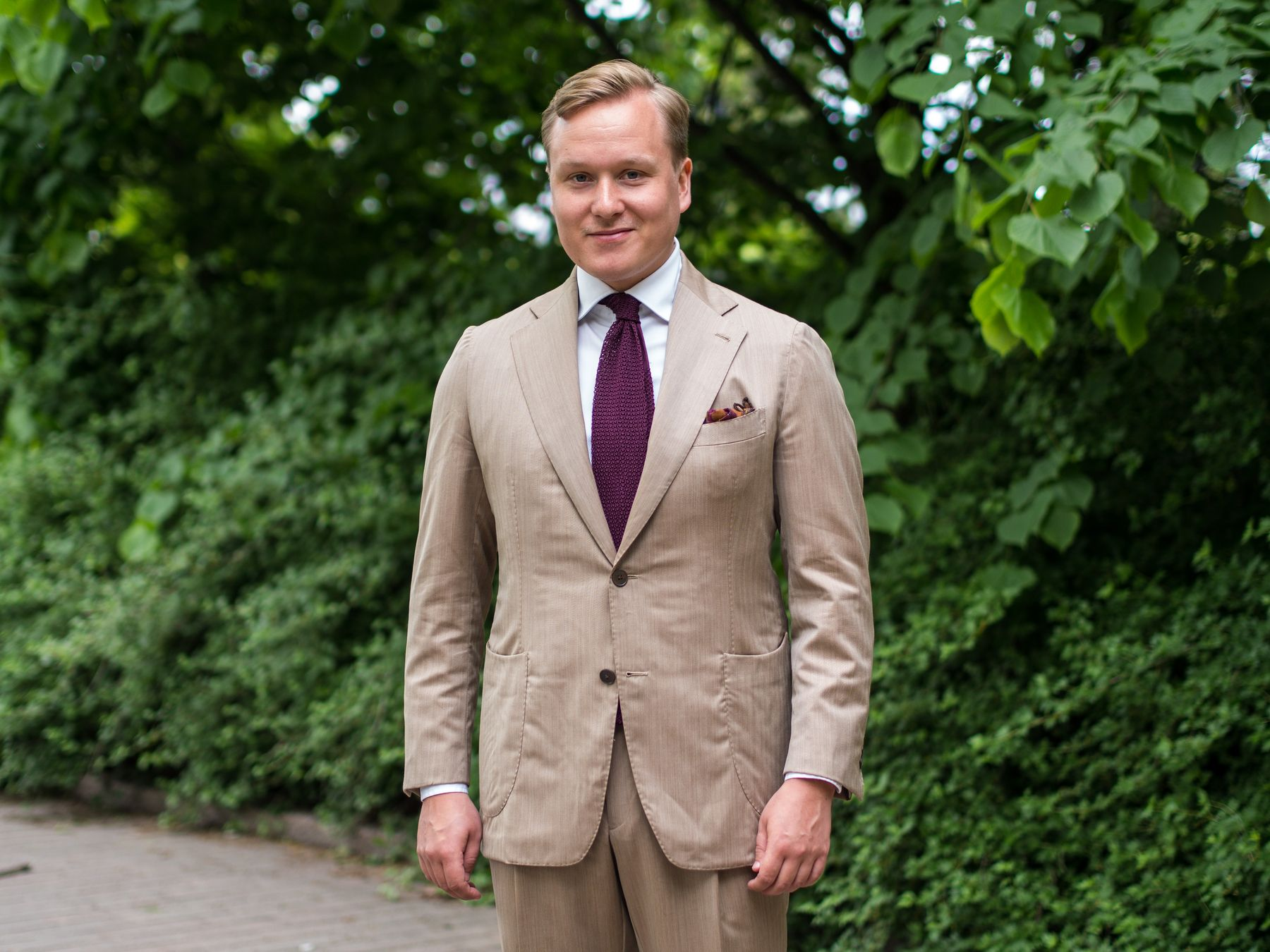 Solaro Suit Nordic Fit