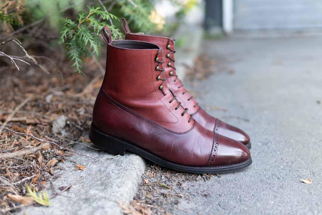 Meermin Mallorca Balmoral Boots Review