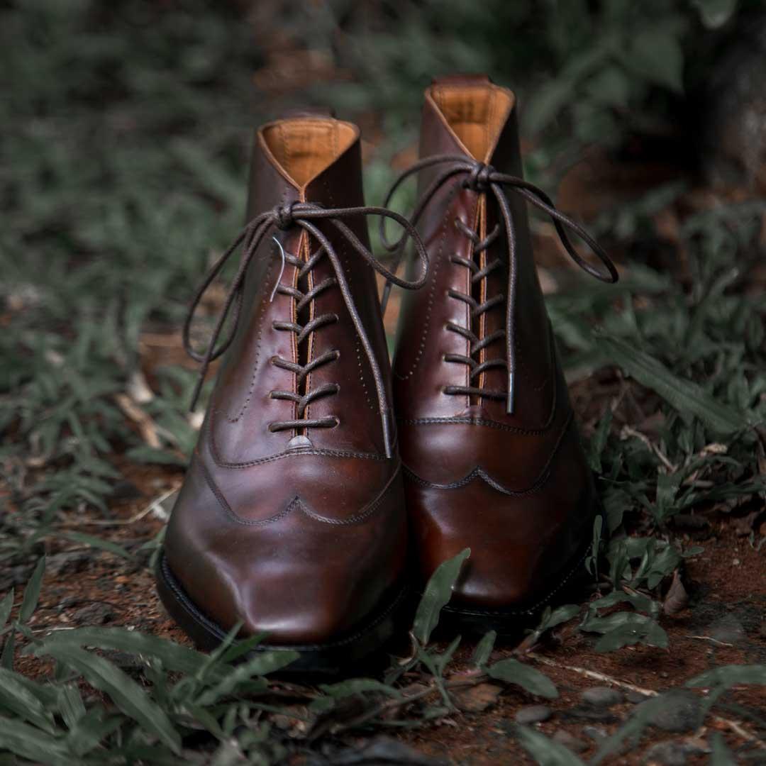 Vahtia Austerity Boots 3