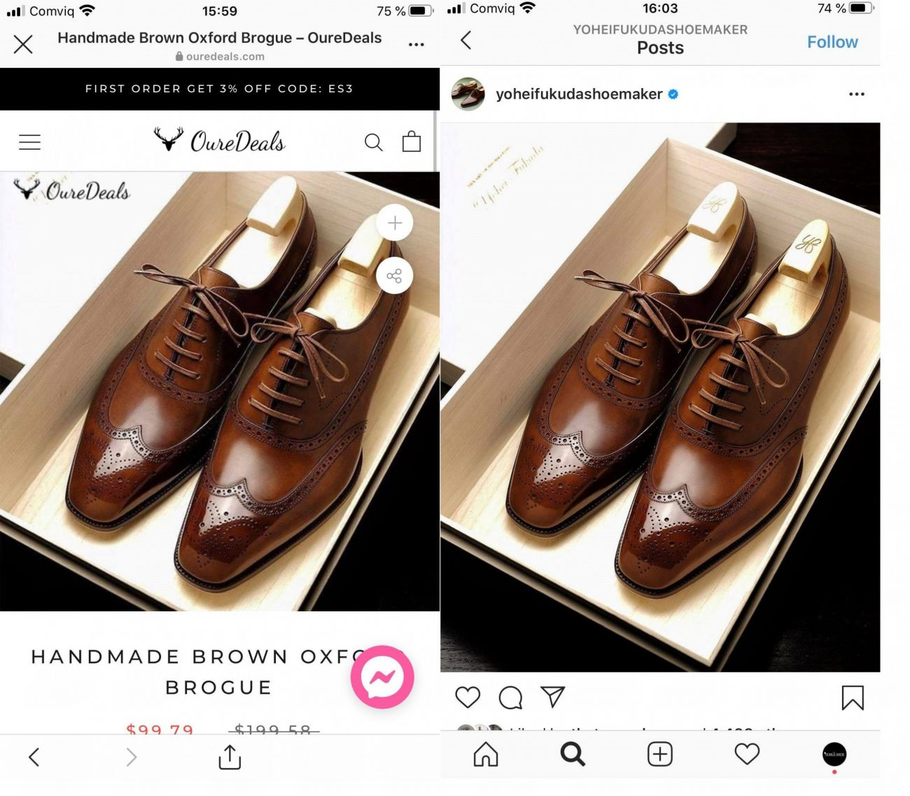 Welted Shoe News July 2020 - OureDeals Scam
