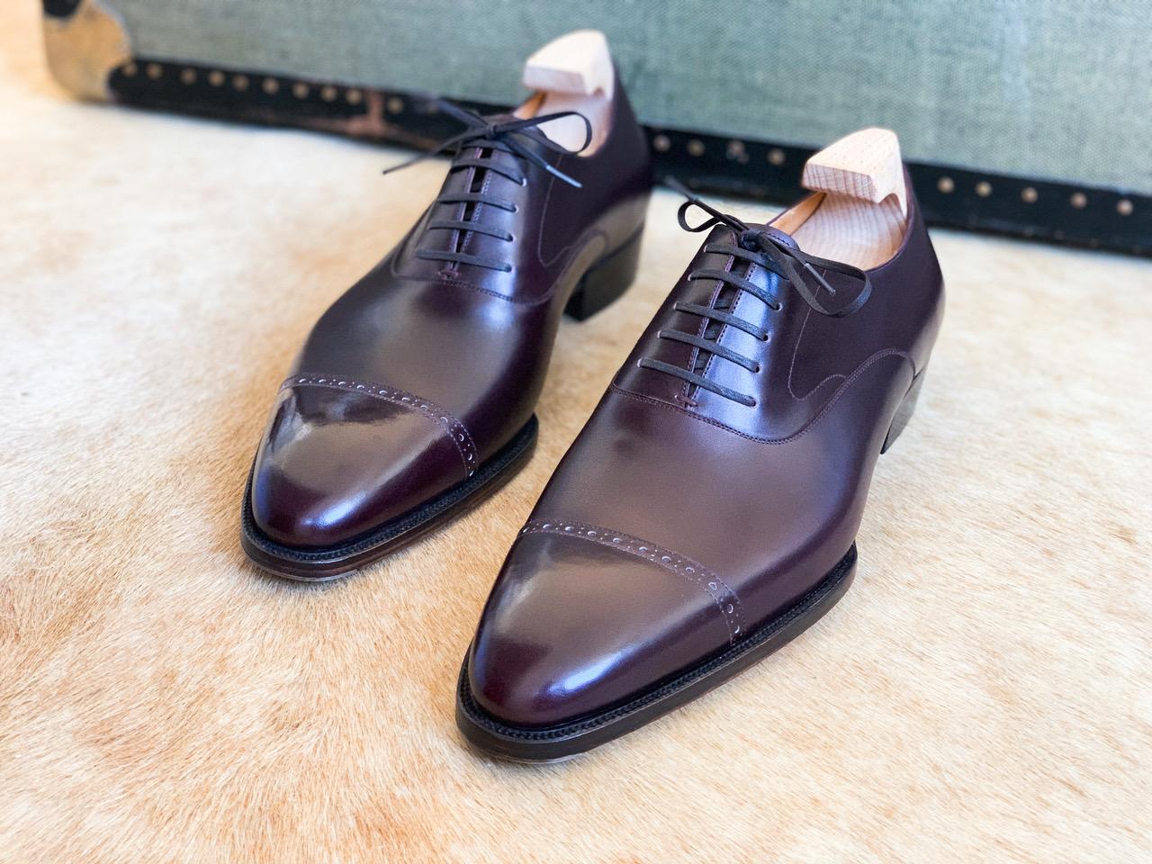 Wayman Bespoke Quality Shoes