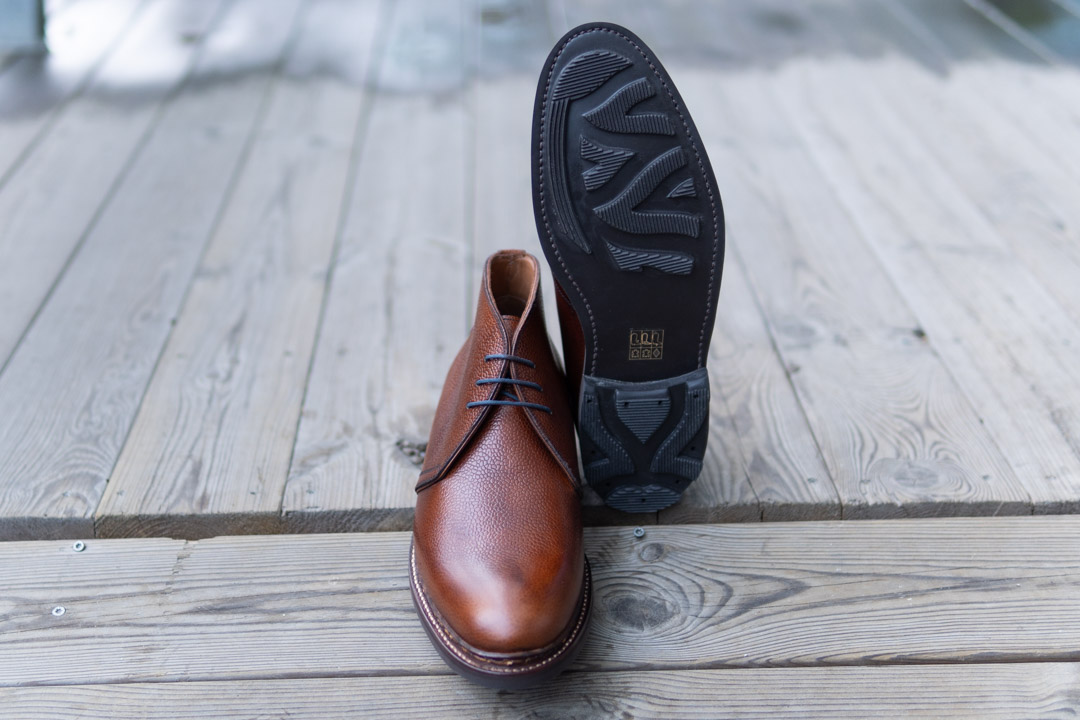 George Lyon Shoes Review | Uppers & Sole