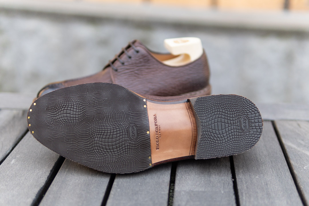 Half City Shoe Sole