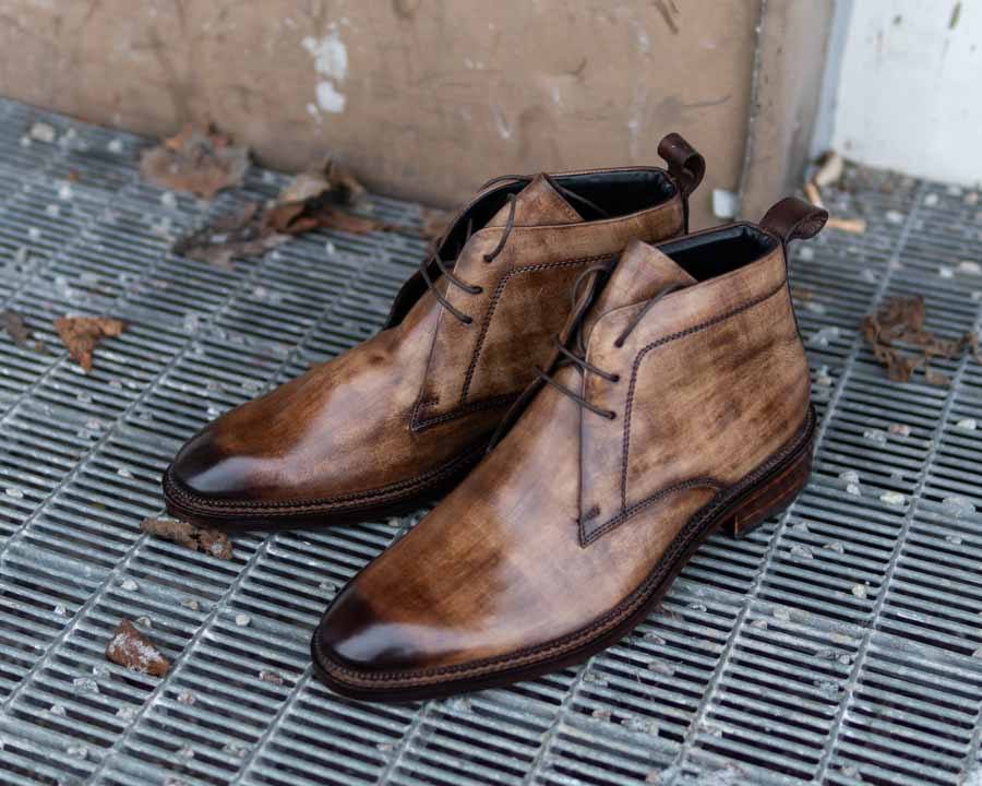 Lethato Shoes Review - Chukkas