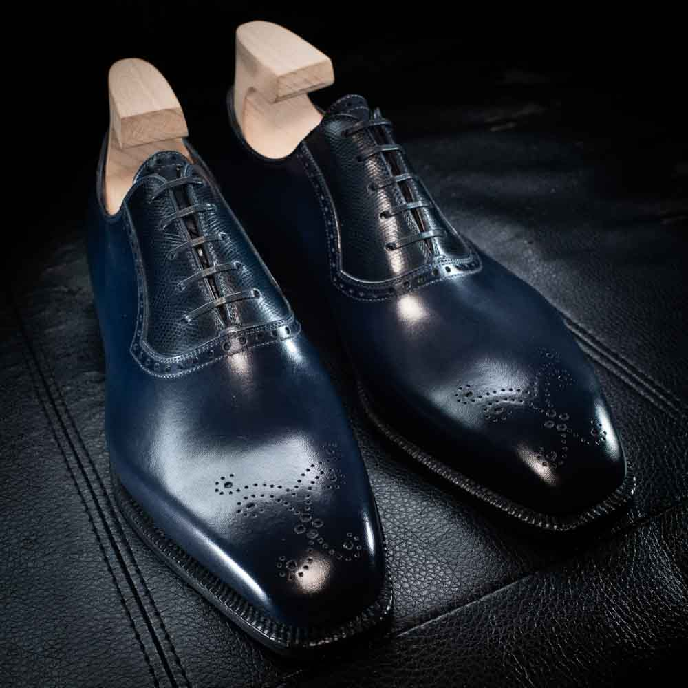 Navy Shoes Antonio Meccariello Review