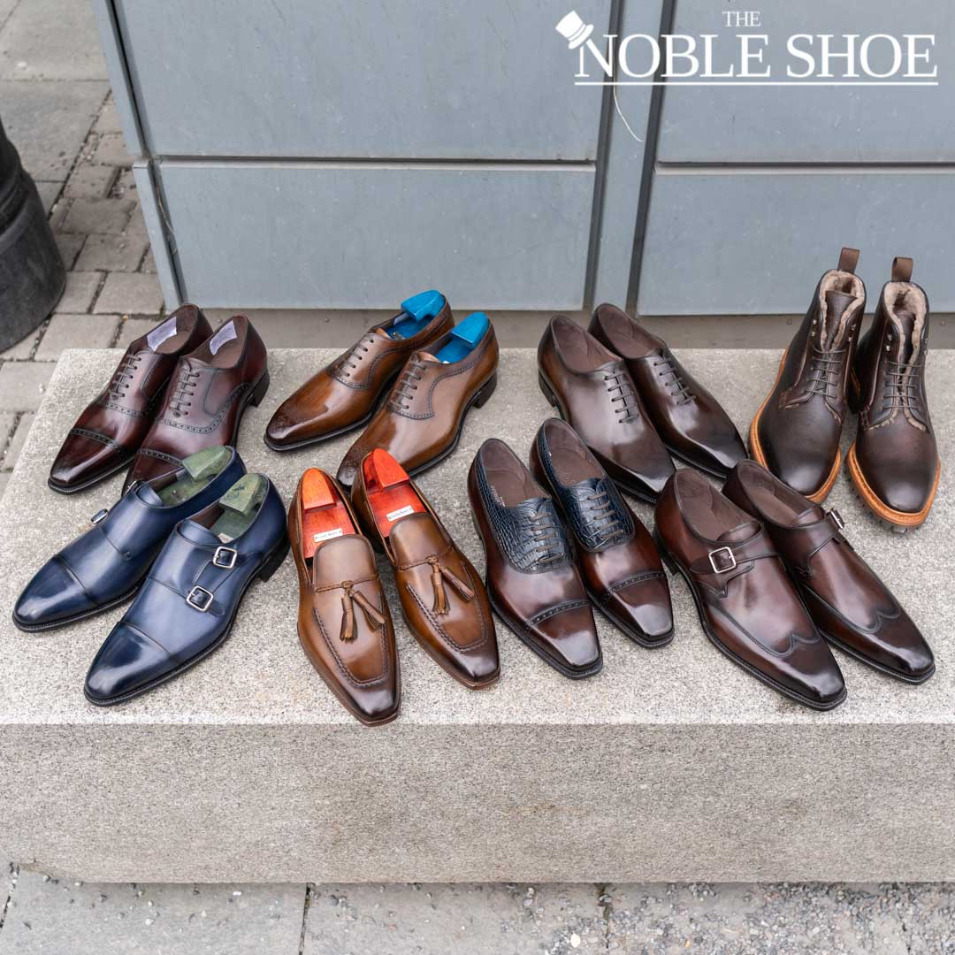 the noble shoe collection 2021