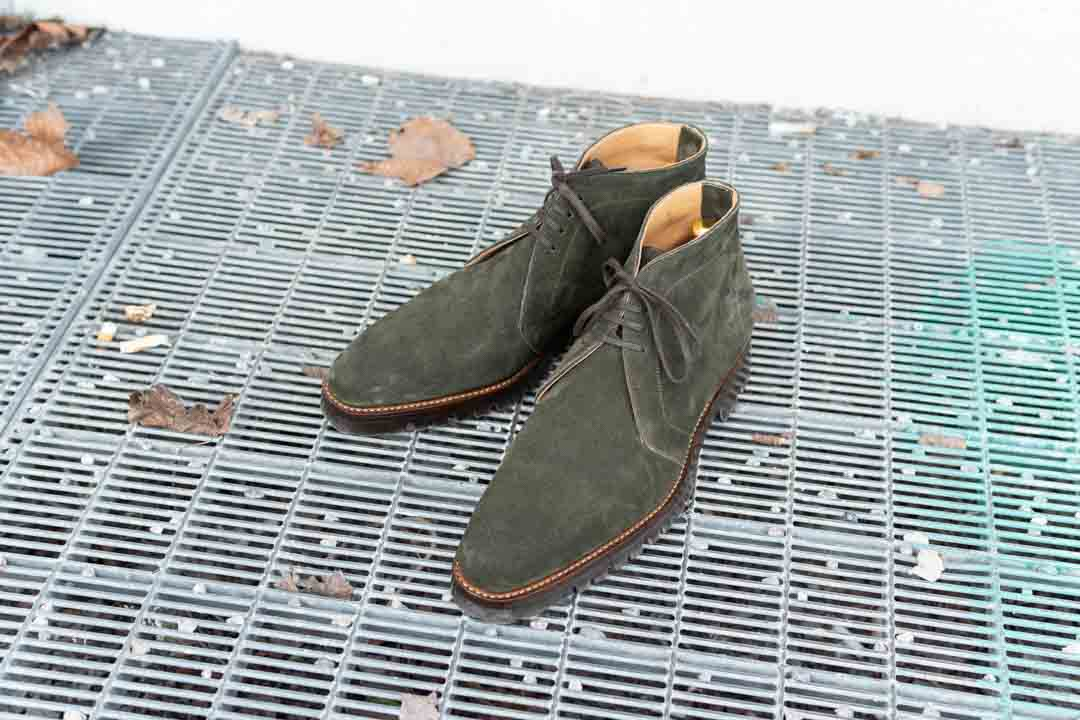 Oliver X Suede Boots by Passus