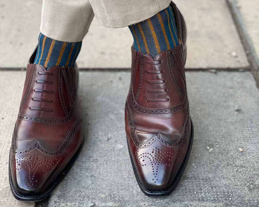 Petrol Socks