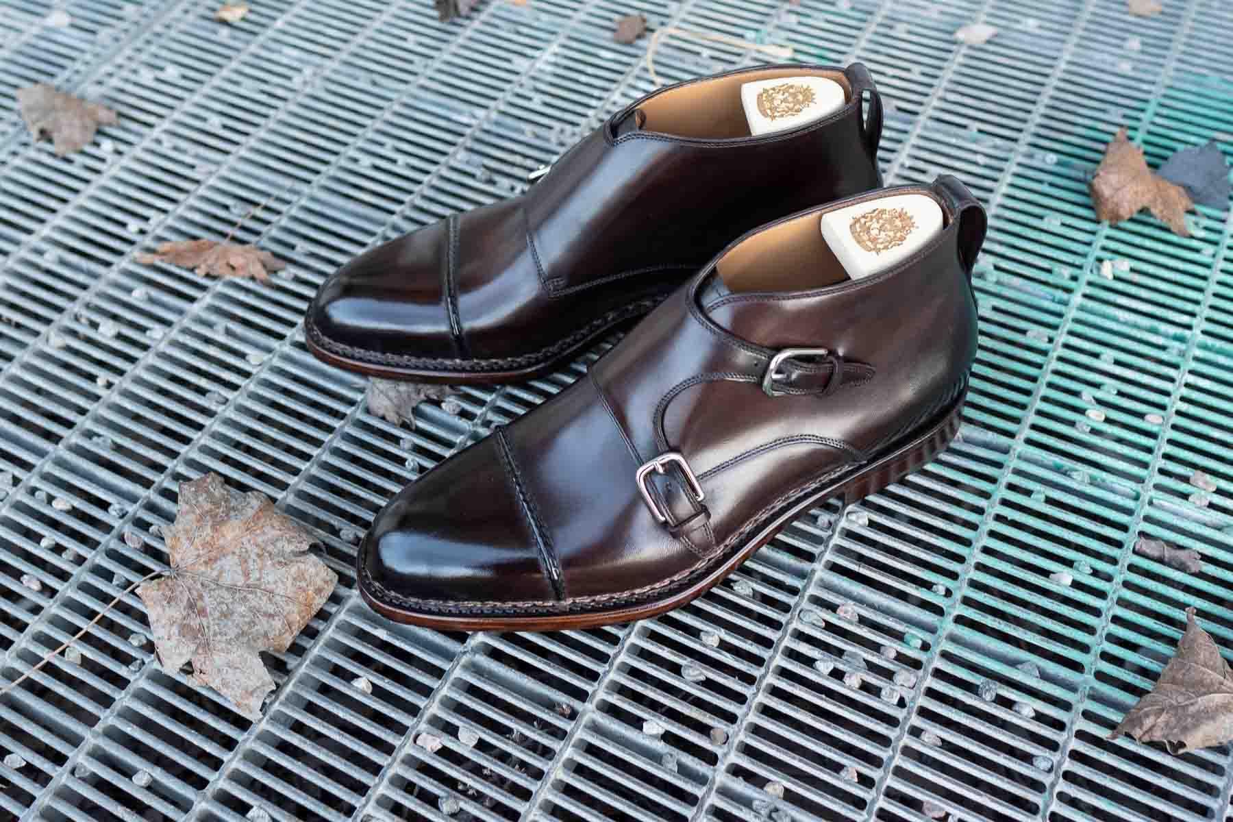 Art 771 Monk Boots