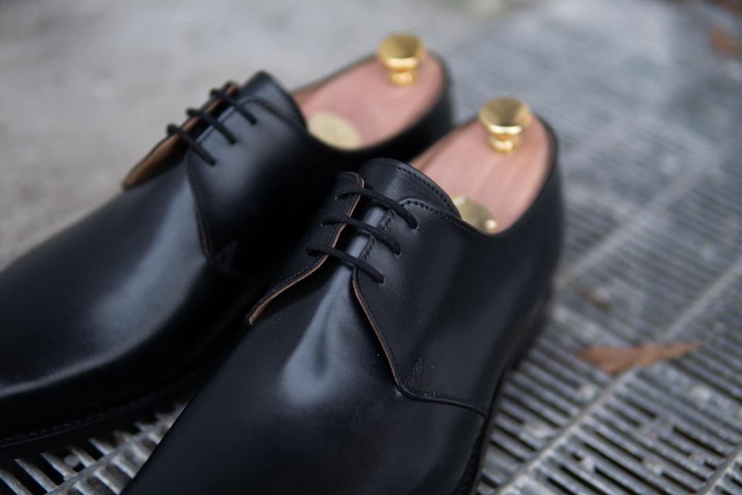 Crockett & Jones Leather