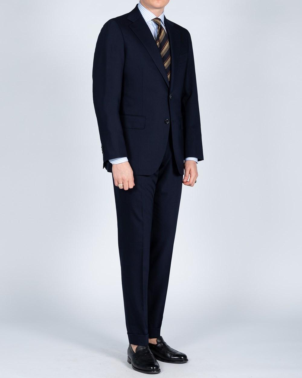 Cavour Blue Suit
