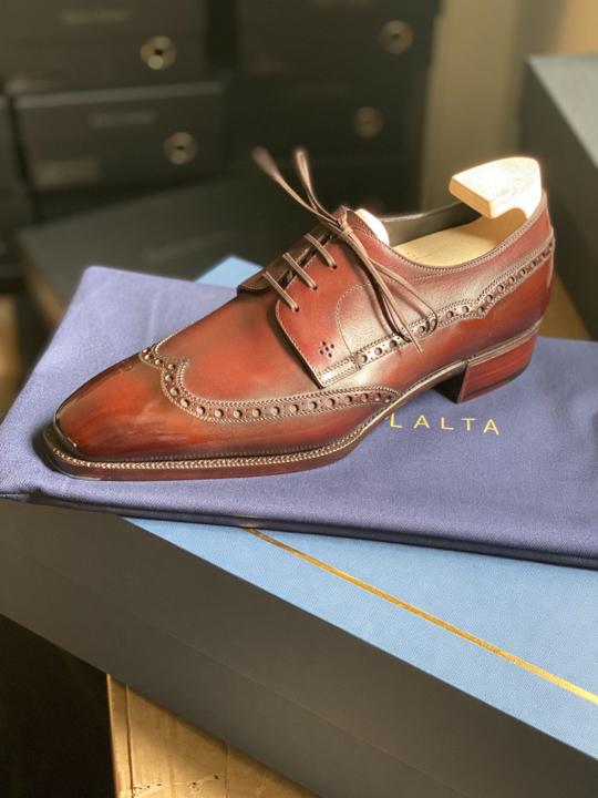 Norman Vilalta Shoe Box and Bags