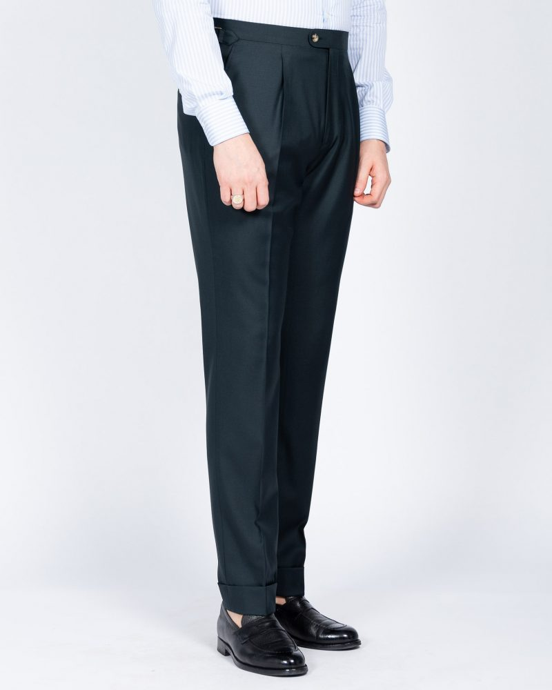 Cavour Mod 2 Pleated Trousers