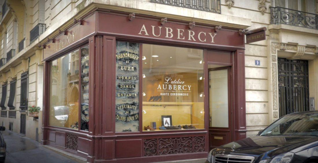 Aubercy Shoes Store Paris