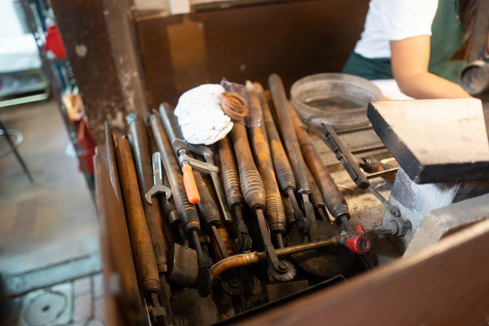 leatherworking tools