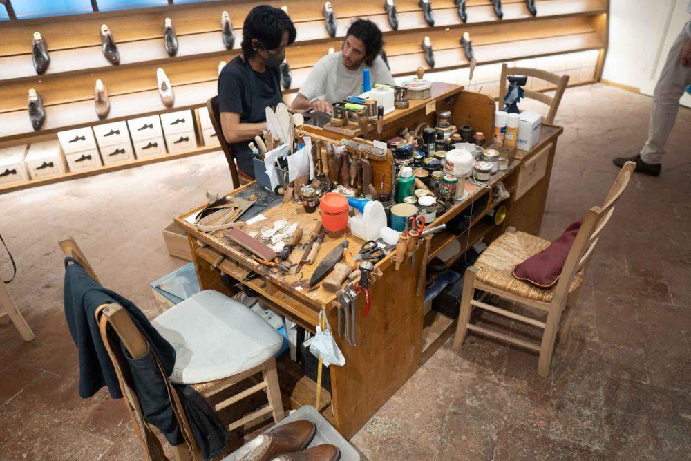 shoe workshop