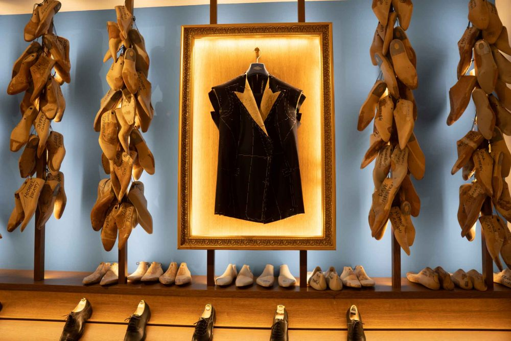 bespoke lasts and clothing