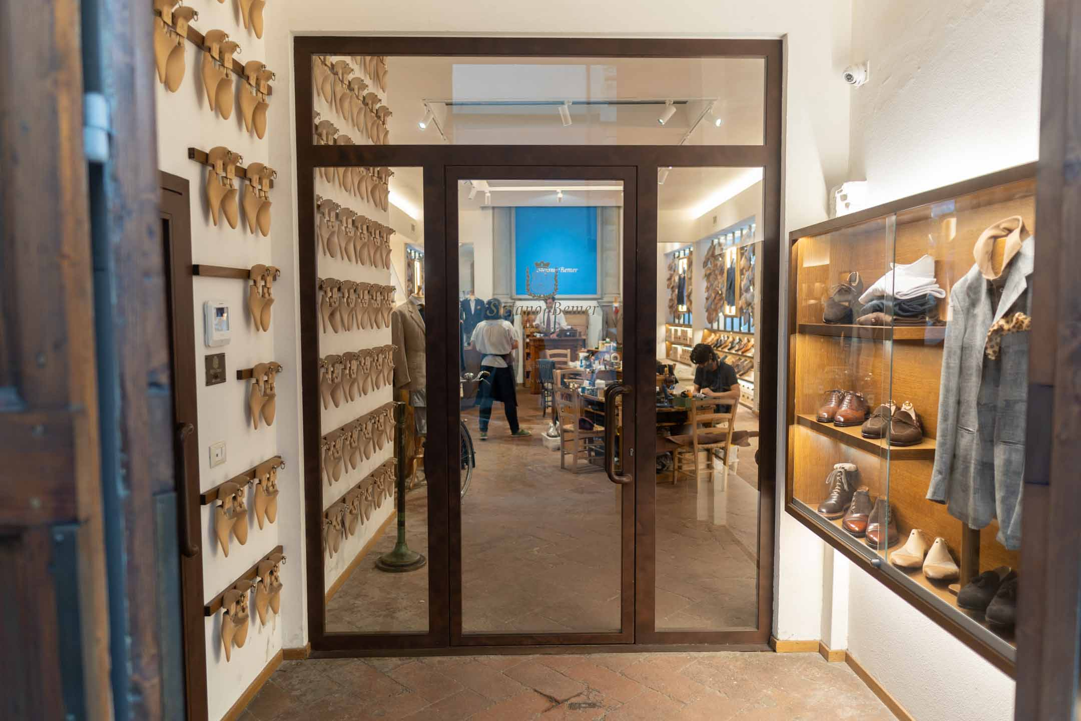 Stefano Bemer Shoes Store