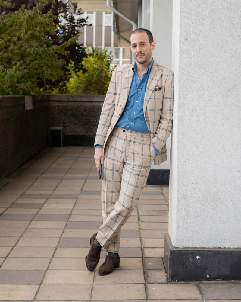 Suitsupply Jort Trousers