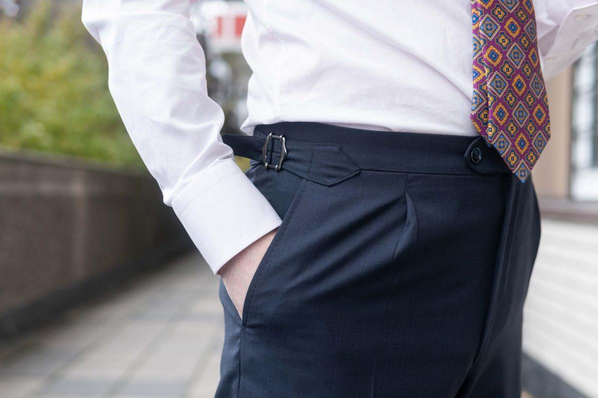 pocket and side adjusters