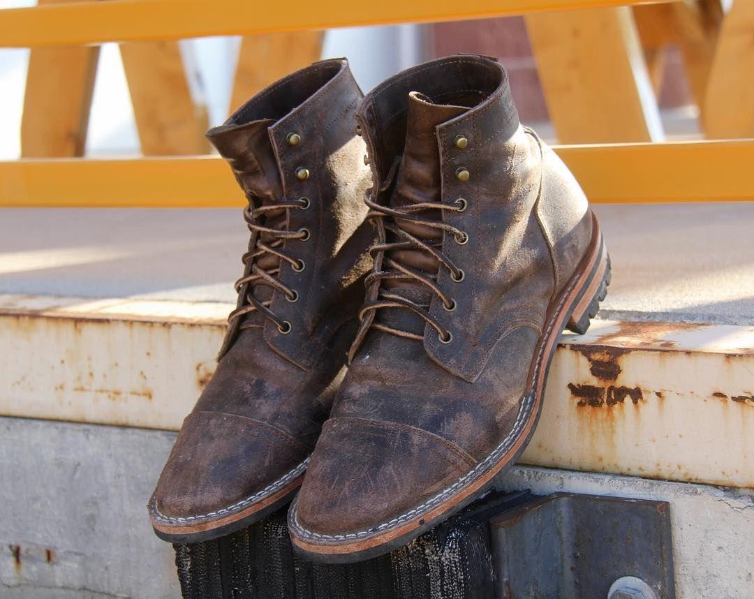Patina Boots