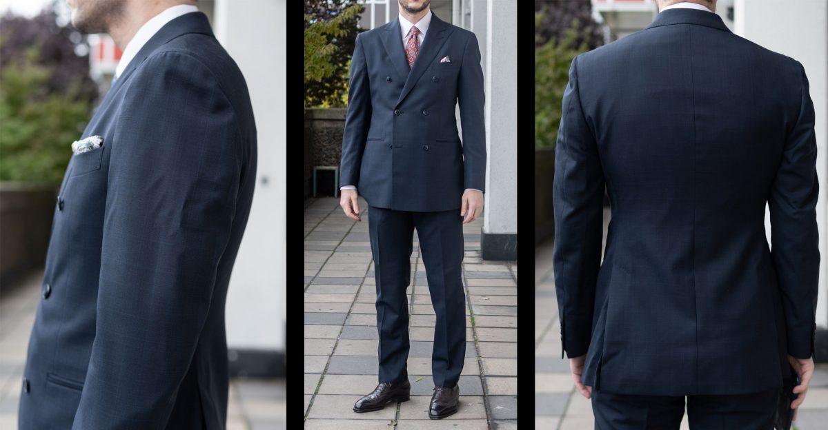Lanieri Review Suit